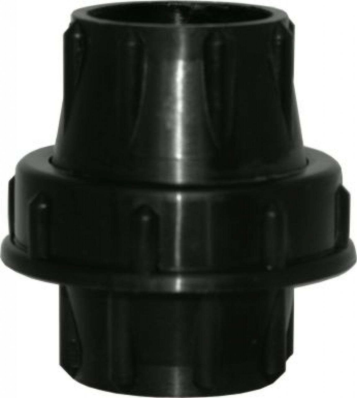 UNIAO EM PLASTICO PARA TUBO DE 63MM (C/BORRACHA)