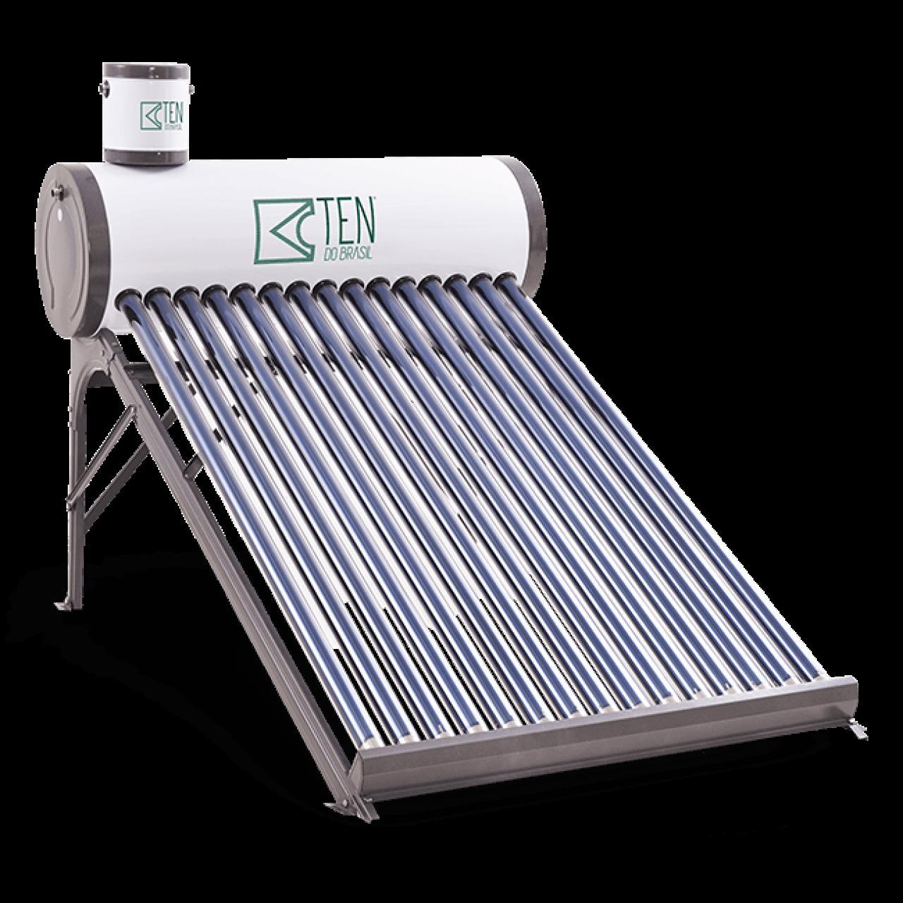 Aquecedor Solar Acoplado de Baixa Pressão (vertical) 300 Litros