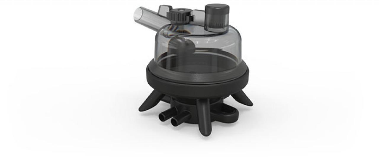 COLETOR COMPLETO PLASTICO GMZ 350ML 4X0