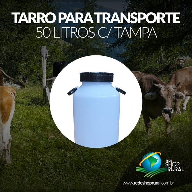 Tarro Para Transporte 50 Litros