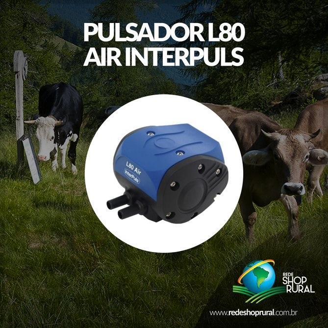 Pulsador L80 Air Interpuls