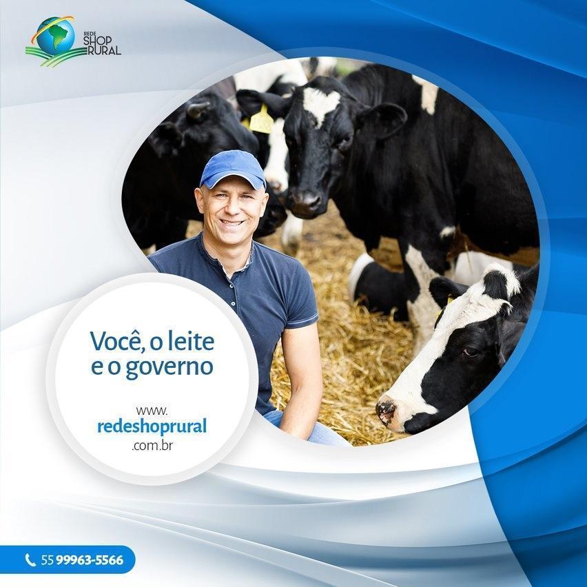 Você, o leite e o governo