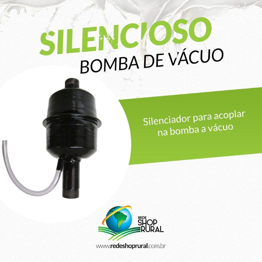 SILENCIOSO PARA BOMBA DE VÁCUO 300/450 R.1 1/4