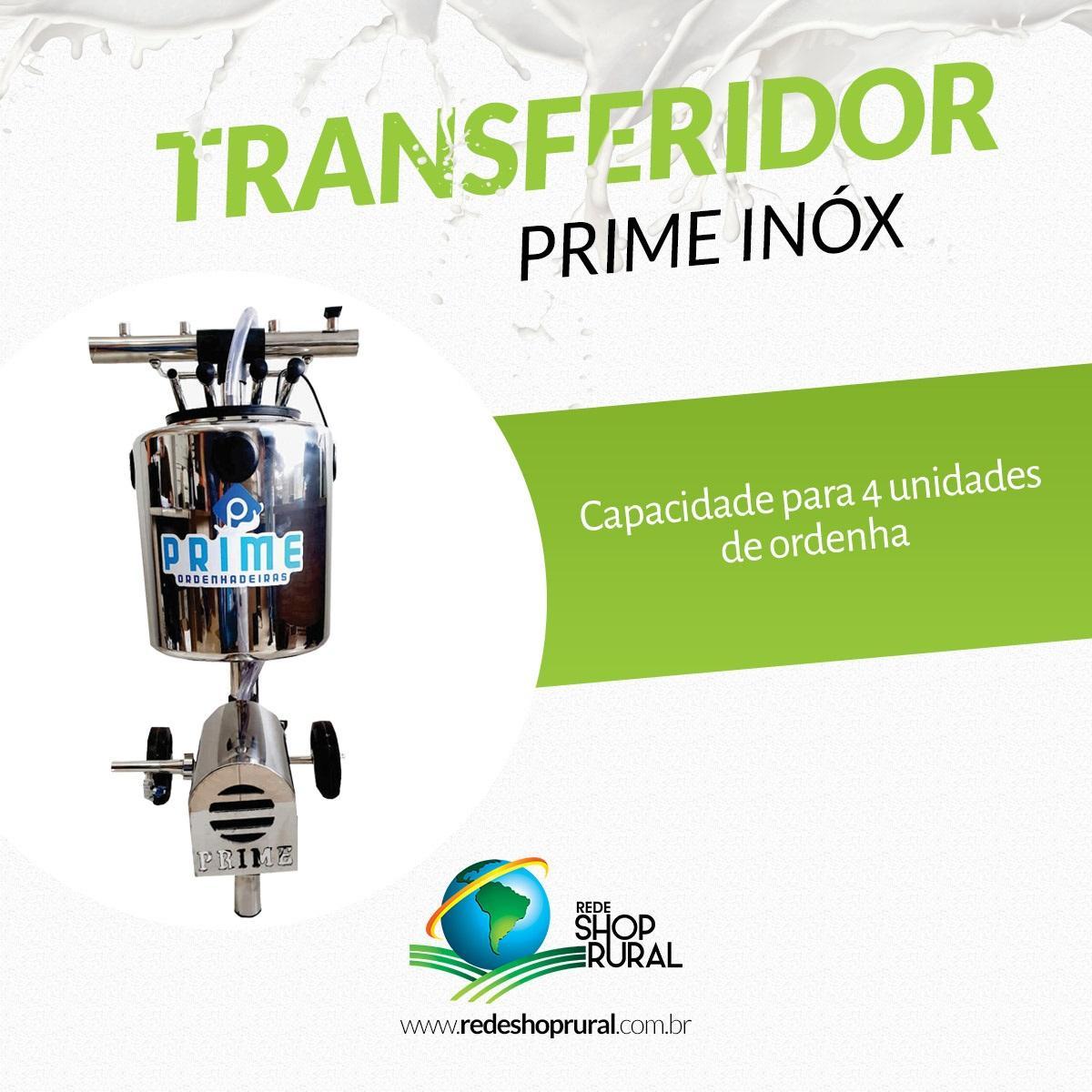 Transferidor Prime Inóx