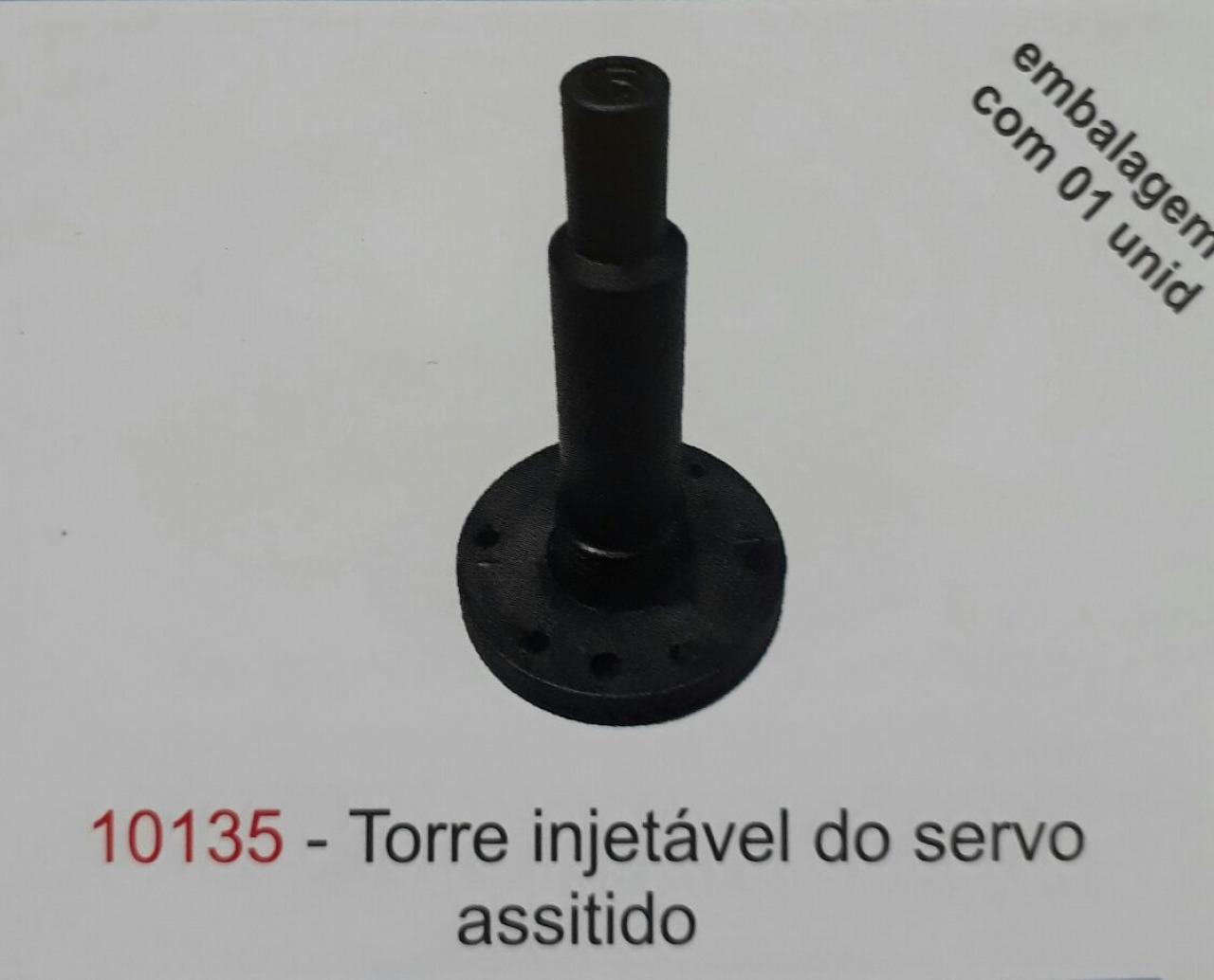 TORRE INJETAVEL DO SERVO ASSISTIDO EURO/MADEMA