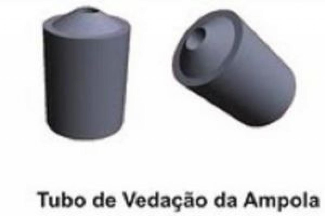 TUBO DE VEDACAO DA AMPOLA