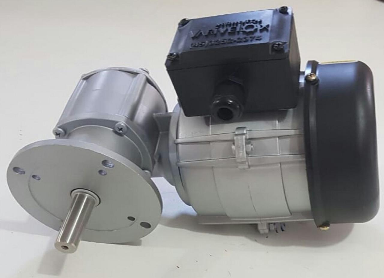 MOTOREDUTOR 1/2 MONOFASICO RESFRIADORR 300 A 2500LTS 220V (MOTOR DEITADO)