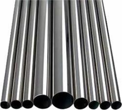 TUBO DE INOX 304 50MM P1.2MM POLID EXT (BARRA 6MTS)