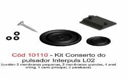 KIT CONSERTO DO PULSADOR L02 INTERPULS