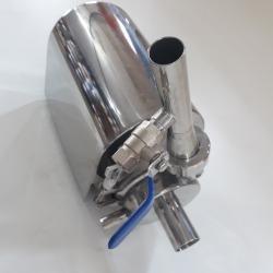 BOMBA DE LEITE CANALIZADA/TRANSFERIDOR MOTOR 0,5CV WEG/HERCULES IP21