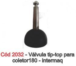 VALVULA TIP TOP INTERMAQ 180