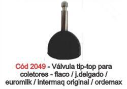 VALVULA TIP TOP  INTERMAQ ORIG/J DELGADO/ORDEMAX/EUROMILK/FLACO