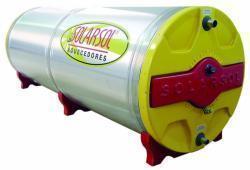 AQUECEDOR SOLAR 150LTS (BOILER)