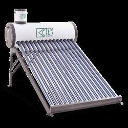 Aquecedor Solar Acoplado de Baixa Pressão (vertical) 80 L