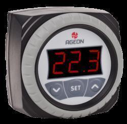 CONTROLADOR DIGITAL AGEON H104M (REDONDO)